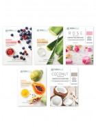 Mirabelle Korea Oily Skin Face Sheet Mask Combo Pack of 3