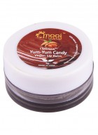 Mooi Naturals Lipicious Yum-Yum Candy Vegan Lip Balm (Pack of 2)