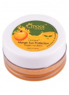Mooi Naturals Lipicious Mango Sun Protection Vegan Lip Balm (Pack of 2)