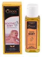 Mooi Naturals Soothe Baby Body Massage Oil