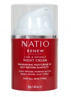 Natio Renew Line and Wrinkle Night Cream