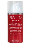 Natio Renew Line and Wrinkle Smoothing Serum