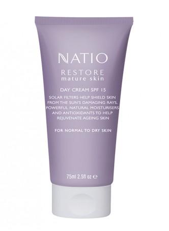 Natio Restore Replenishing Day Cream