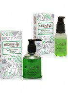 Natural Vibes - Ayurvedic Anti acne and Skin whitening treatment ( 1 Tea Tree skin repair serum and 1 Tea Tree face wash )