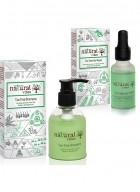 Natural Vibes - Ayurvedic Tea Tree Face Wash and Shampoo everyday treatment ( 1 Tea Tree shampoo and 1 Tea Tree face wash )