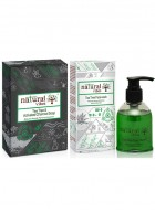 Natural Vibes Tea Tree and Activated charcoal Bath and Body treatment