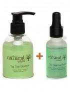 Natural Vibes Ayurvedic Anti dandruff and Hair fall treatment