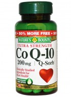 Natures Bounty Co Q-10 Bonus 200 Mg 30 Softgel