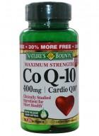 Natures Bounty Co Q-10 Bonus 400 Mg 30 Softgel