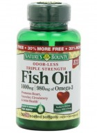 Natures Bounty Highly Conc. Fish Oil 1400 30 Capsules
