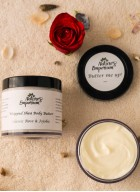 Natures Emporium Classic Rose and Jojoba whipped Shea Body Butter
