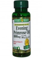 Nature's Bounty Evening Primrose Oil 1000Mg 60Softgels