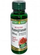Nature's Bounty Pomegranate 250 Mg 60Caps