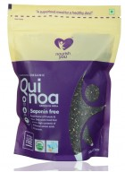 Nourish You Certified Organic Black Quinoa