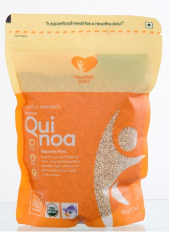 Nourish You Premium White Quinoa