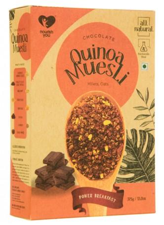Quinoa Muesli - Chocolate