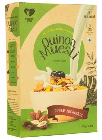 Quinoa Muesli - No added Sugar