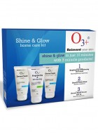 O3+ Shine & Glow Home Care-Set Of 3
