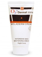O3+ Dermal Zone Meladerm Intensive Skin Whitening Night Care Cream