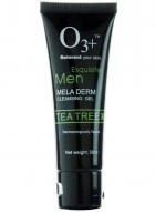 O3+ Men Tea Tree Mela Derm Cleansing Gel (Pack of 2)