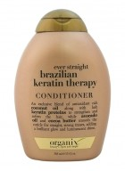 OGX Organix Brazilian Keratin Defrizzant Conditioner 385ml