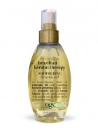 OGX Organix Ever Straight Brazilian KeratinTherapy shimmering Keratin oil