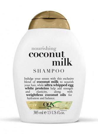 OGX Organix Coconut Milk Shampoo 385ml