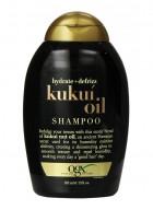 OGX Organix Hydrate + Defrizz Kukui Oil Shampoo 385ml