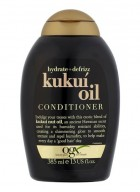 OGX Organix Hydrate + Defrizz Kukui Oil Conditioner 385ml