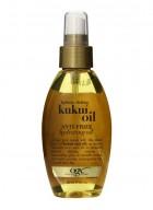 OGX Organix Hydrate + Defrizz Kukui Oil anti-frizz hydrating oil 118ml