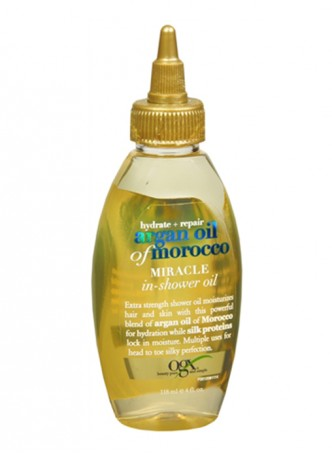 OGX Organix Argan Oil Morocco miracle in-shower oil