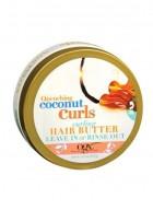OGX Organix Coconut Curls Curling Hair Butter 6.6oz