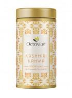 Octavius Kashmiri Kahwa Green Tea, Whole Leaf, Pyramid Tea Bags