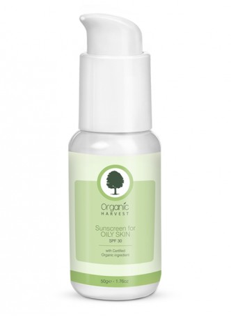 Organic Harvest Sunscreen For Oily Skin