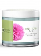 Organic Harvest Anti Tan Scrub