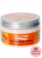 P.O CARE Orange Body Butter 250gm