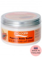 P.O CARE Papaya Body Butter 250gm