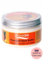 P.O CARE Pineapple Body Butter 250gm