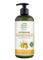 Petal Fresh Pure Aloe & Citrus Bath & Shower Gel