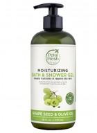Petal Fresh Pure Grape Seed & Olive Oil Bath & Shower Gel
