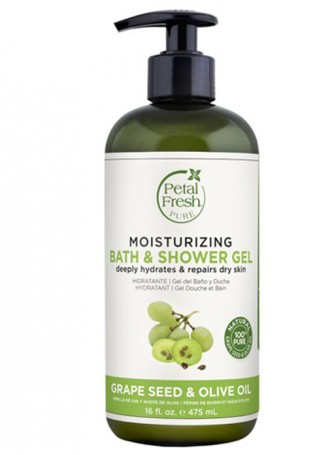 Petal Fresh Pure Grape Seed & Olive Oil Bath & Shower Gel