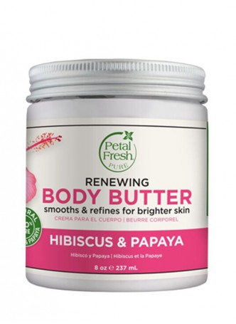 Petal Fresh Pure Renewing Hibiscus & Papaya Body Butter