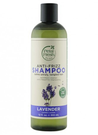 Petal Fresh Pure Anti Frizz Lavender Shampoo