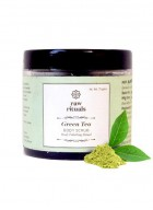 Raw Rituals Green Tea and Dead Sea Salt Body Scrub