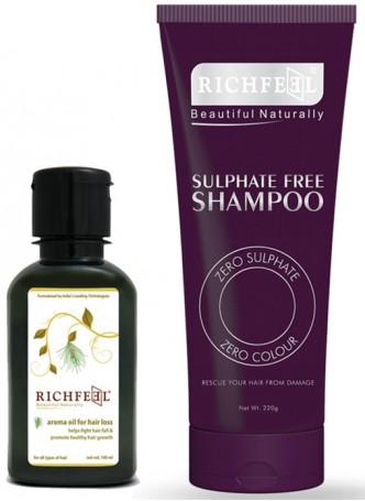 Richfeel Healthy Hair Combo