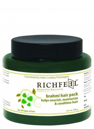 Richfeel Brahmi Hair Pack