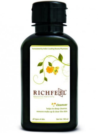 Richfeel Skin Cleanser Face Wash