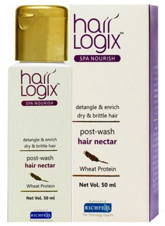 Richfeel Hair Logix Spa Nourish Hair Nectar 50ml