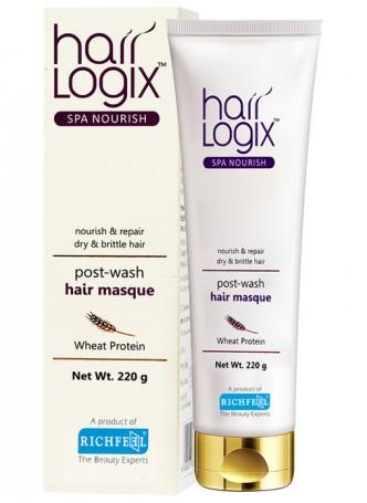 Richfeel Hair Logix Spa Nourish Hair Masque 220g