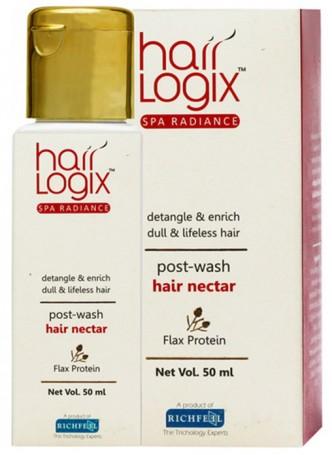 Richfeel Hair Logix Spa Radiance Hair Nectar 50ml